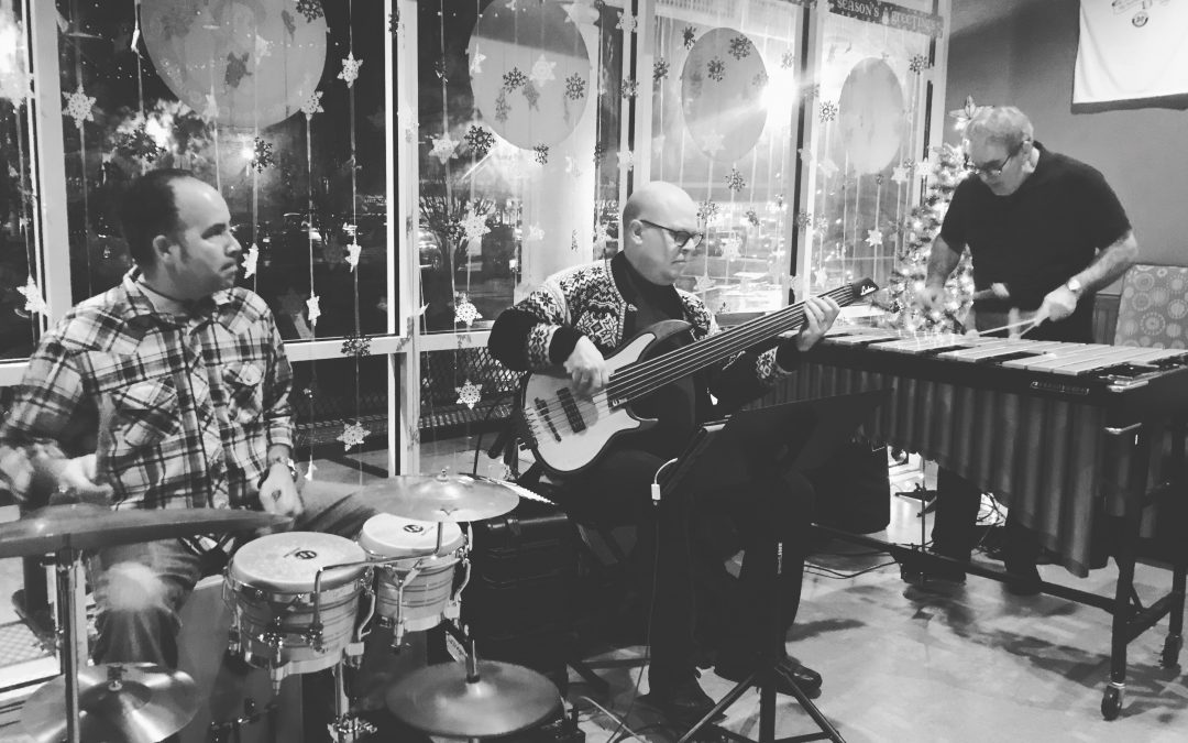 Orlando Cotto Jazz Trio February 29, 2020 at Los Compadres Restaurant